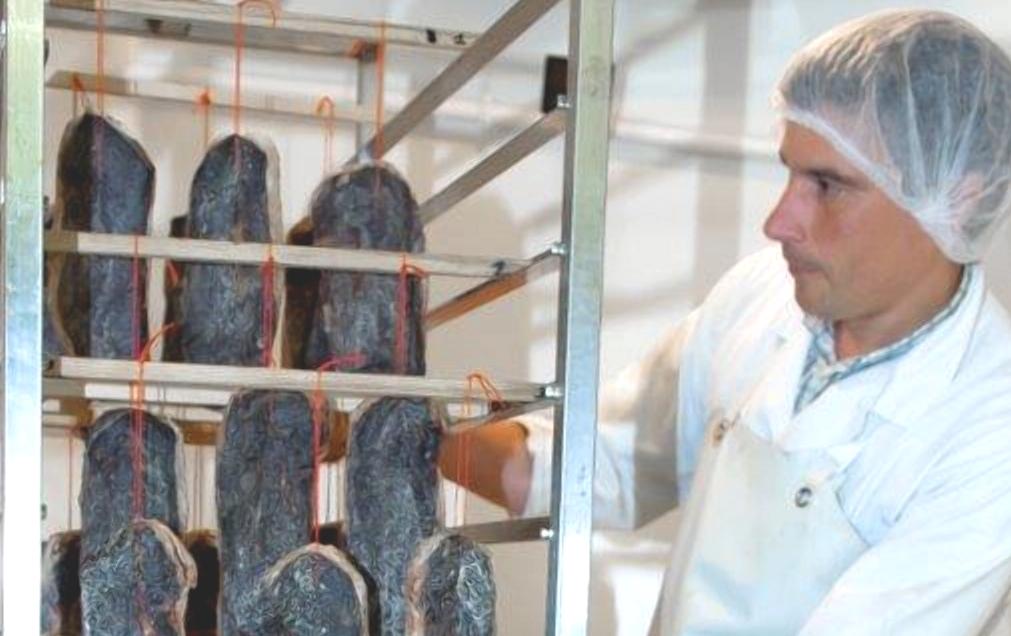 Fabrication artisanale foie gras d'oie